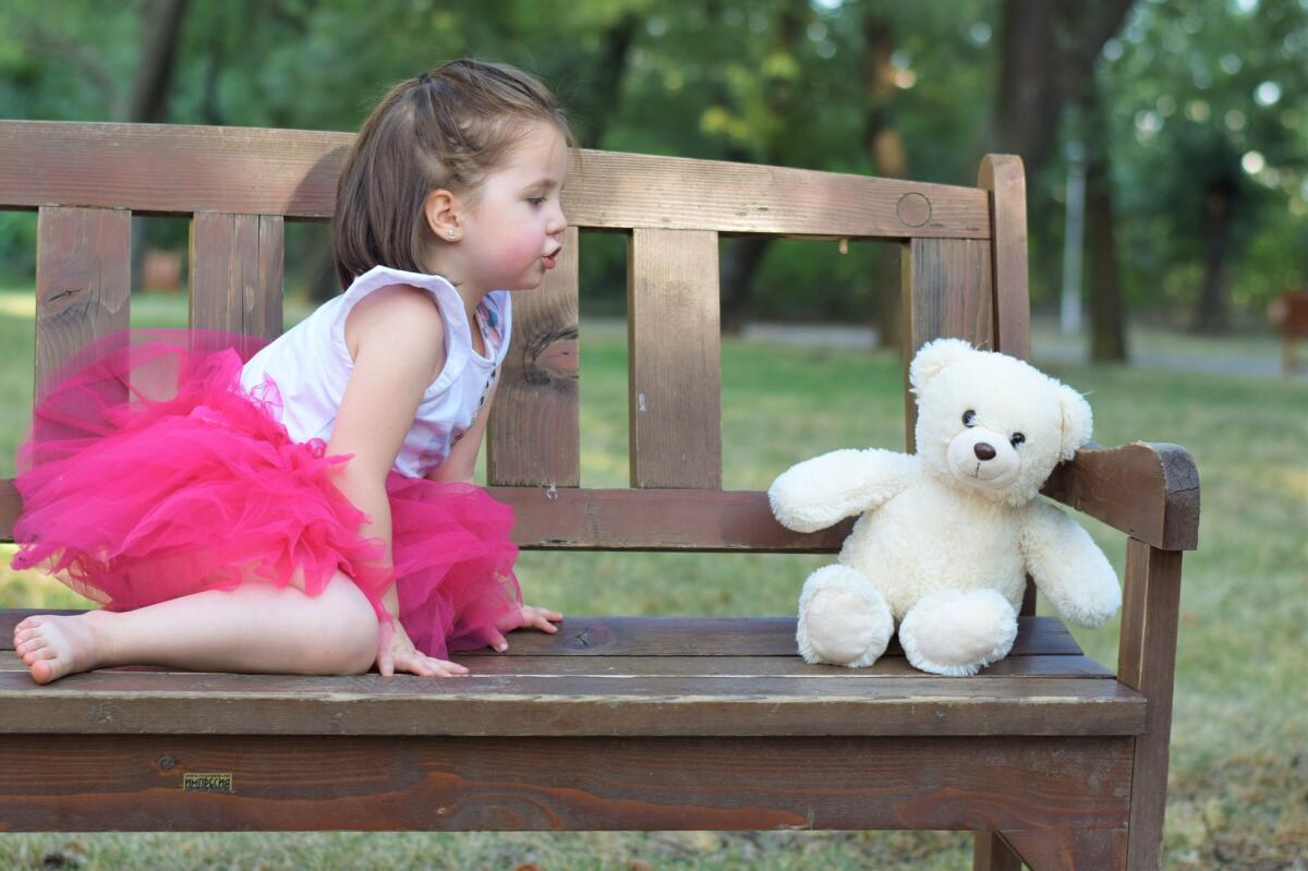 Маленький человек должен знать, что его слушают, а главное — слышат