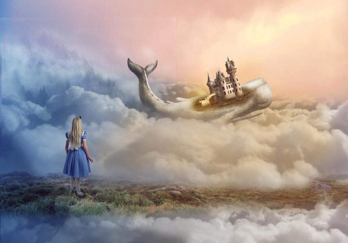 Не ограничивайте фантазию, не отказывайте себе ни в чем