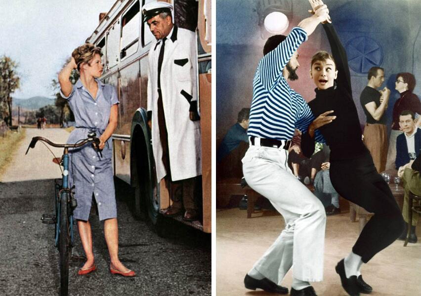 Эволюция обуви - 2. Какова история мюлей, балеток и шлёпанцев?