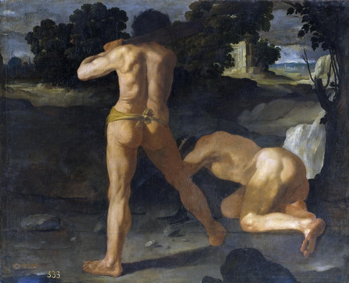 Франсиско де Сурбаран, «Геркулес побеждает царя Гериона»