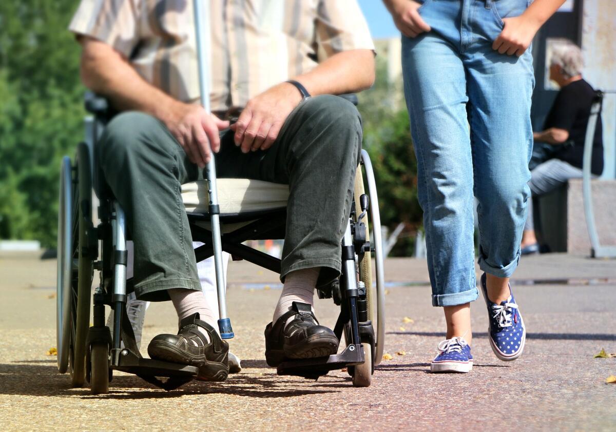 Инвалидам нужно чувство незаменимости, тогда они смогут воспрянуть духом