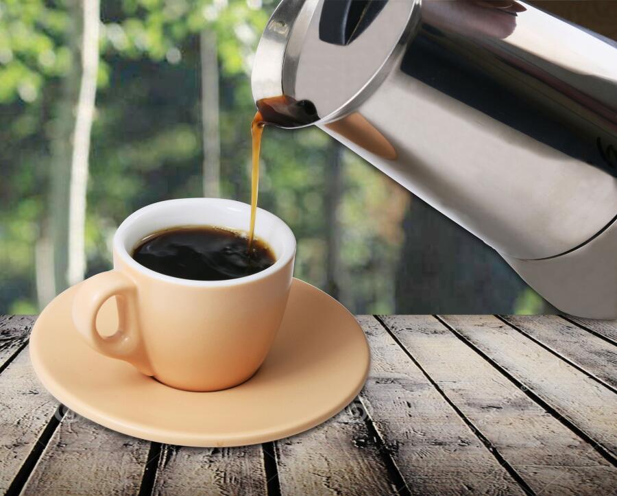 Бодрящий кофе - отличное начало дня