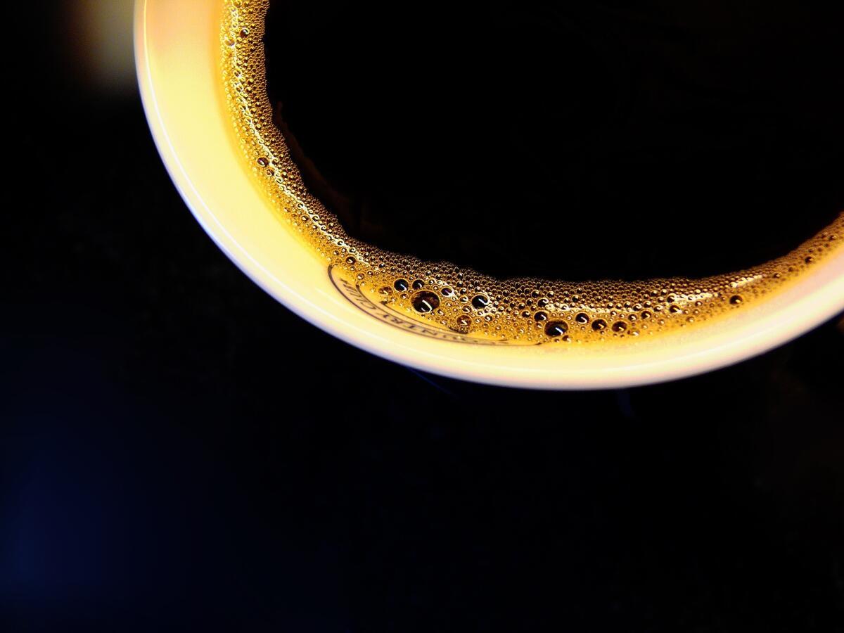Кофе полезен лишь в небольших количествах — 1−2 чашки в день