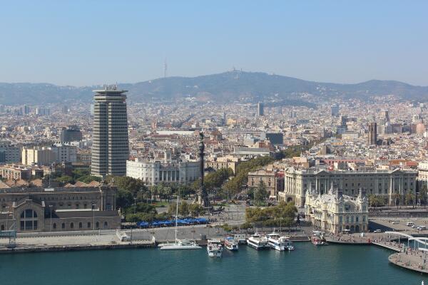 Барселона. С какими именами связан этот город?
