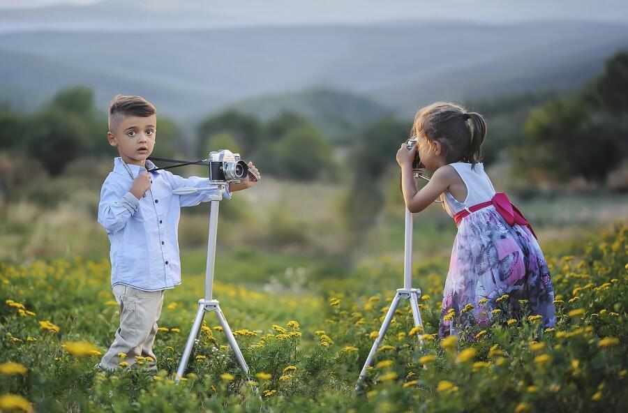 Создавайте фотоархив семьи