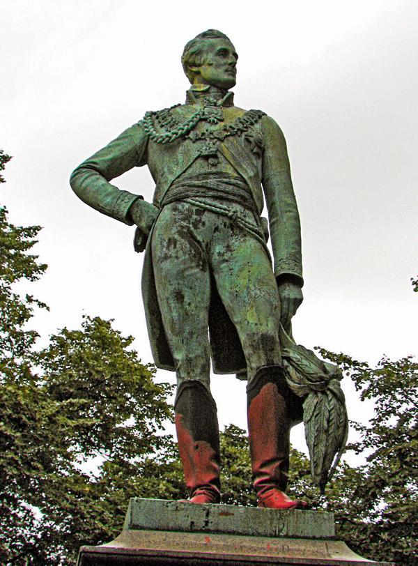Статуя герцога Веллингтона