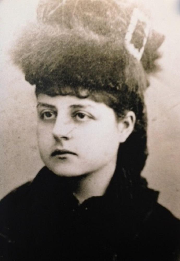 Эммануэла Потоцкая, фото - Надар