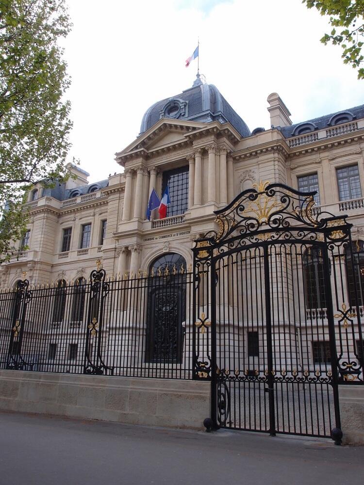 Дом Потоцких в Париже