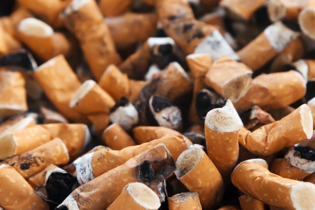 Уничтожьте все запасы ваших сигарет и... больше не курите
