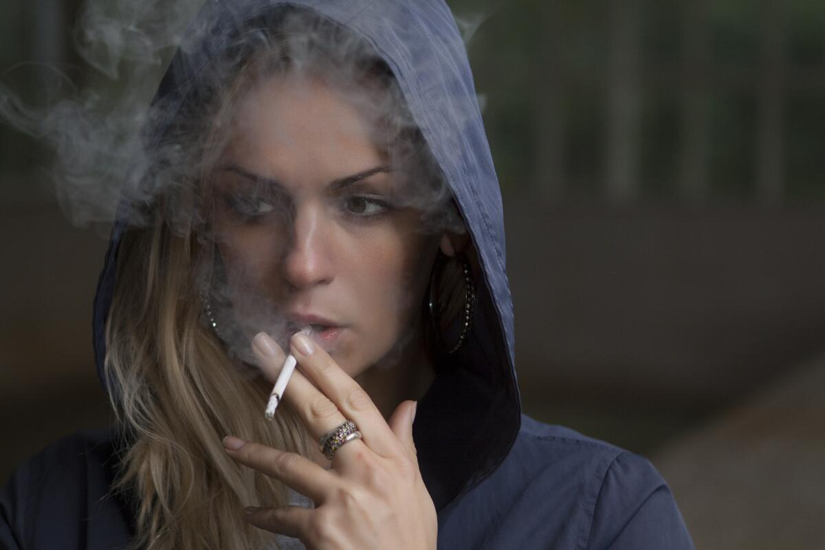 Прежде чем закурить, взгляните на часы, пусть пройдет две минуты