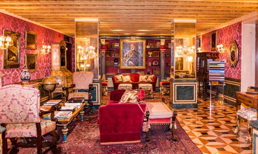 Палаццо Дандоло в Венеции - торжествующая роскошь