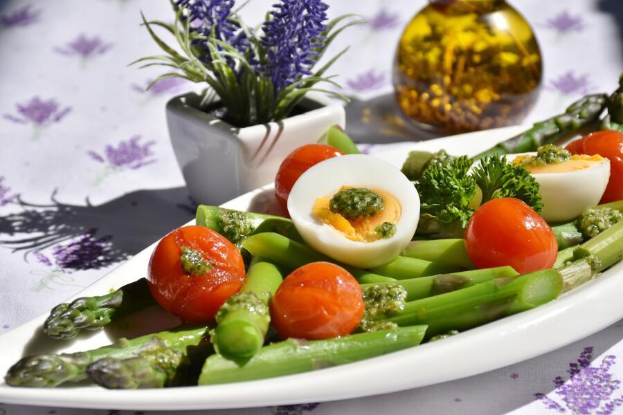 Разнообразное и здоровое питание - залог хорошего самочувствия