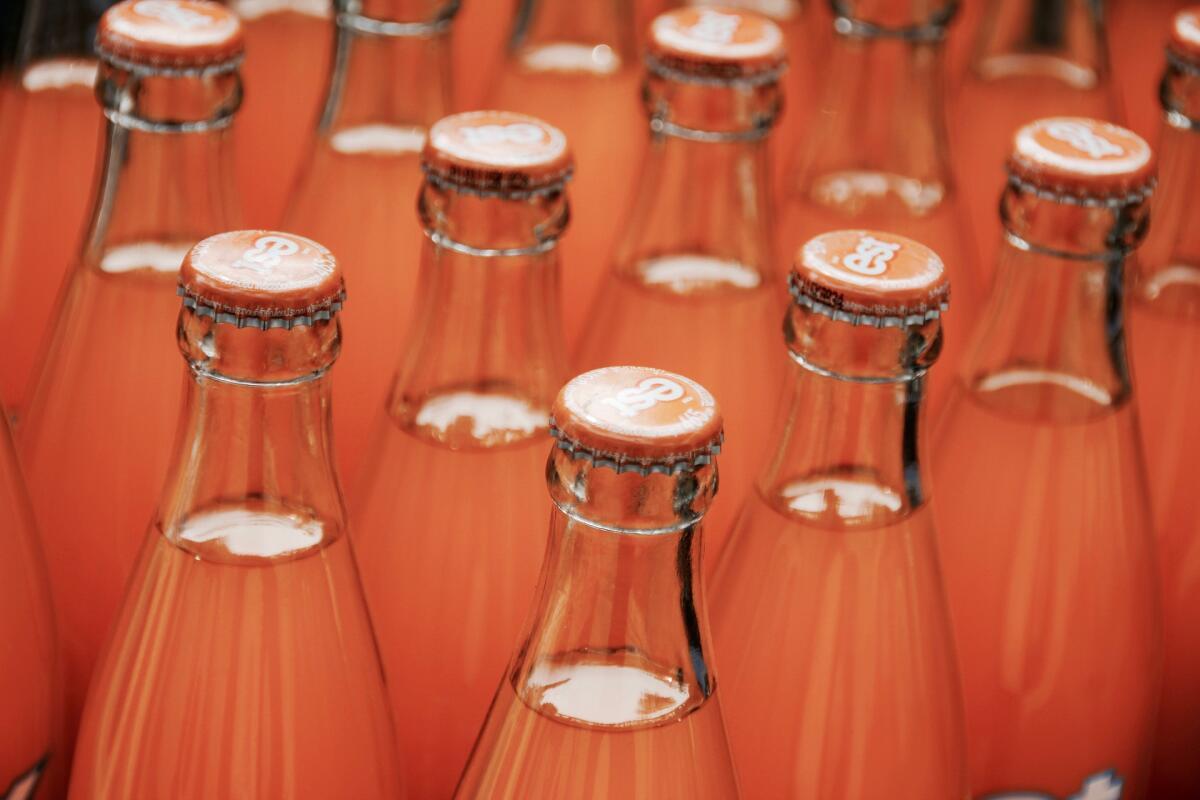 Откажитесь от употребления газированных напитков