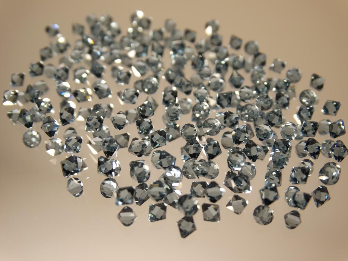 Совсем скоро искусственные алмазы будут неотличимы от настоящих