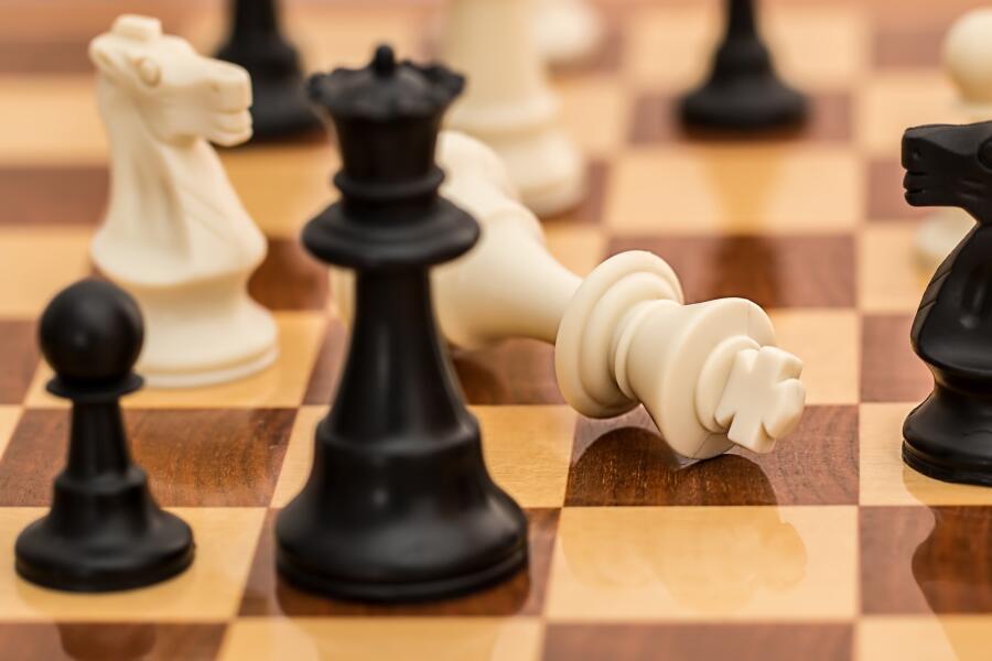 Шахматы увлекают до безумия
