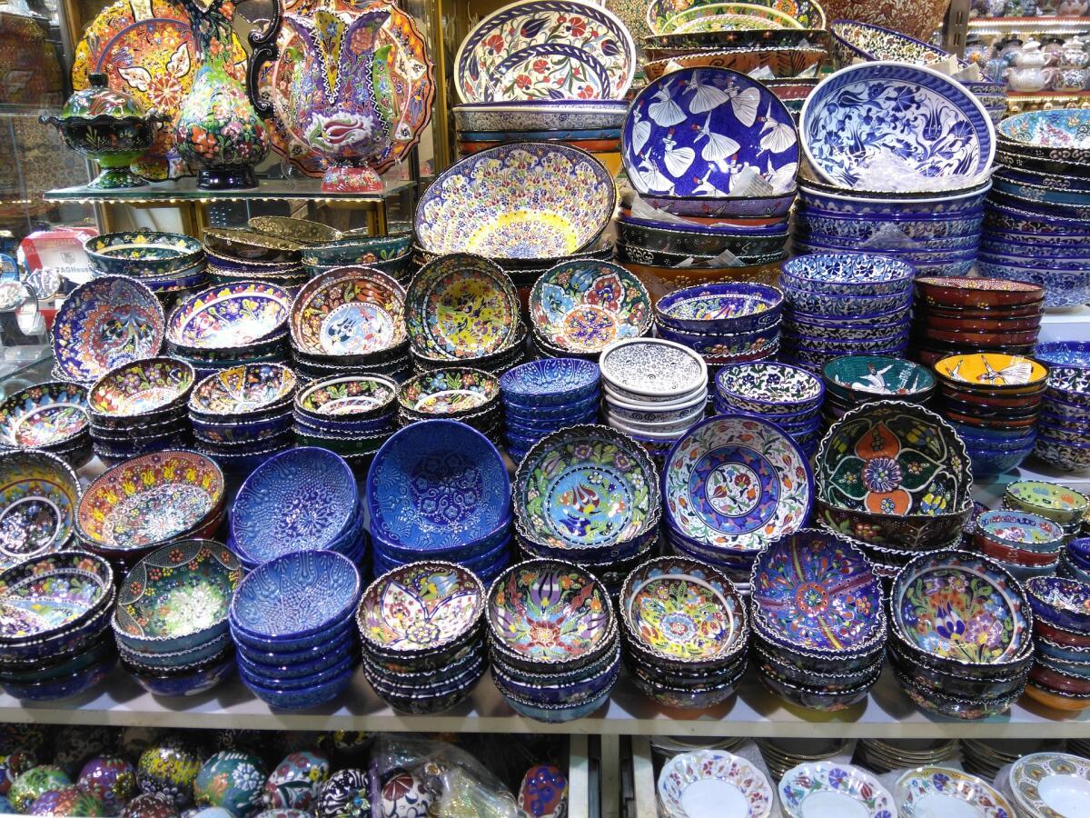 Турецкие сувениры могут обойтись в кругленькую сумму