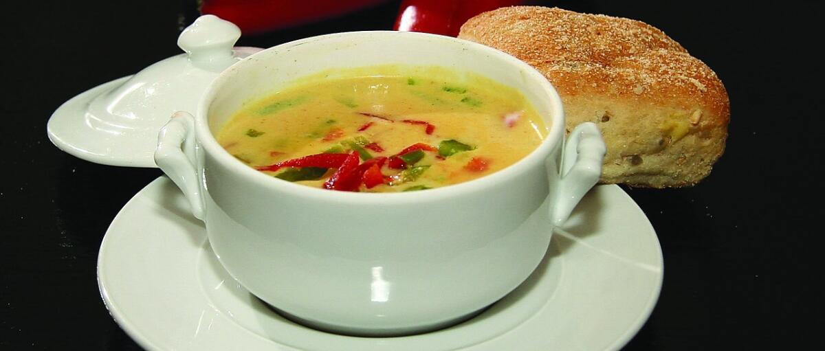 В супе асафетида вполне ничего