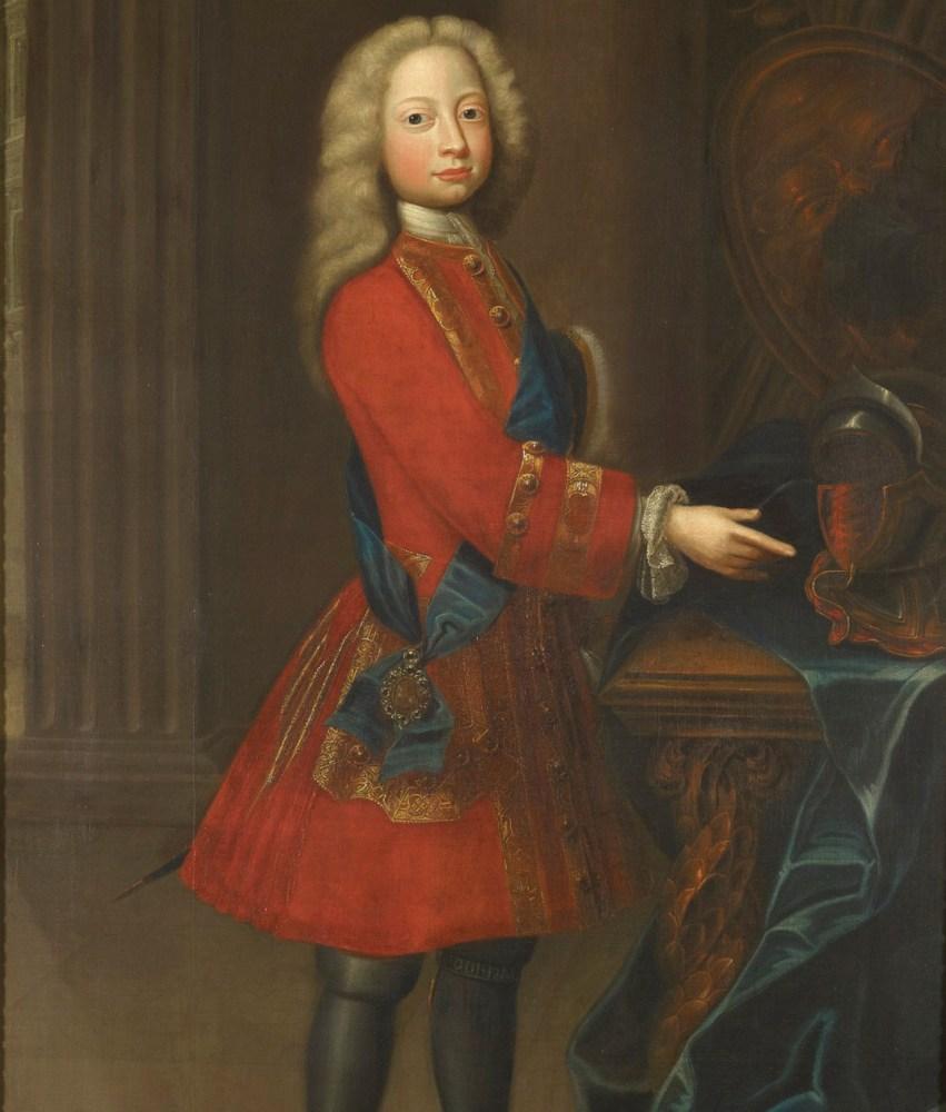 Принц Фредерик ок. 1720 года