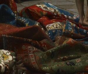 Жан-Леон Жером, «Продавец ковров». Что завораживает в этой картине?