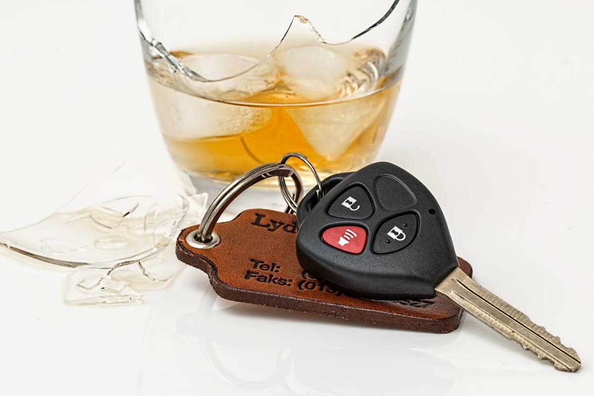 Муж выпил - жена за руль