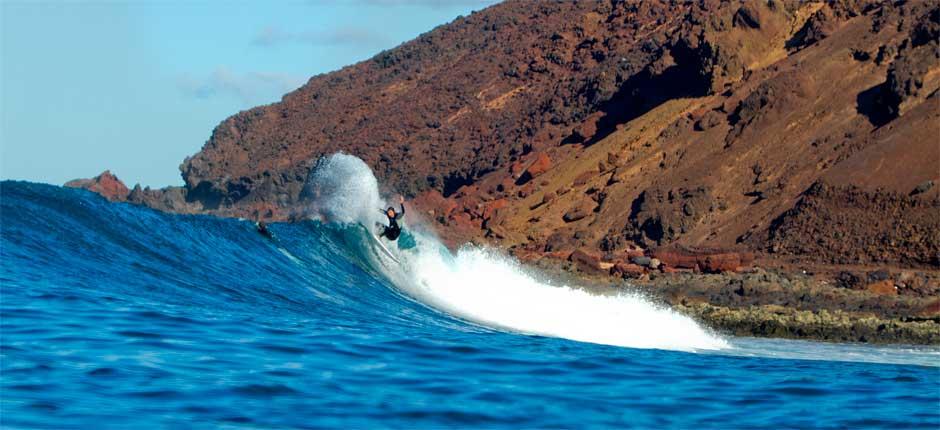 Канары - место для серфинга