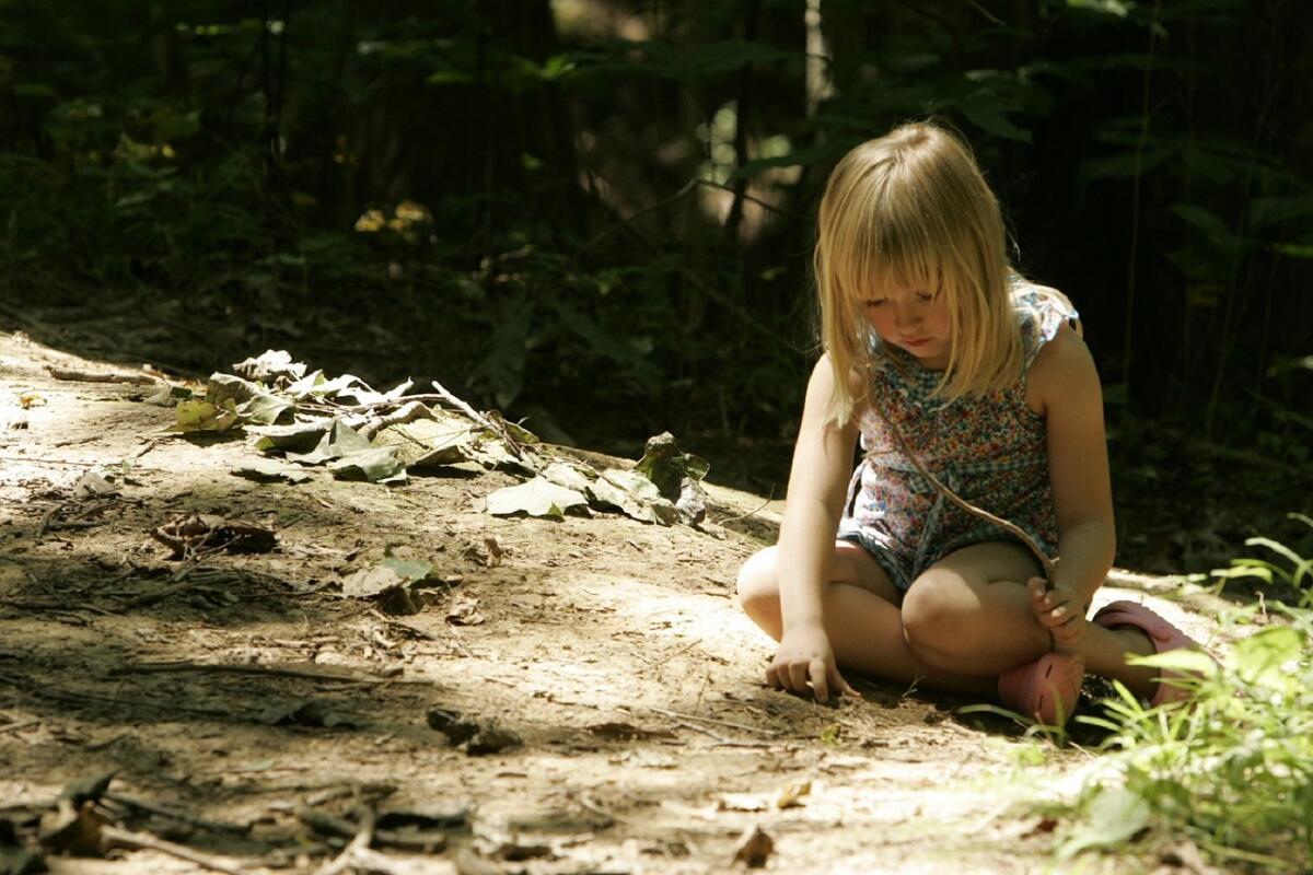 Контролируйте внешний вид ребенка