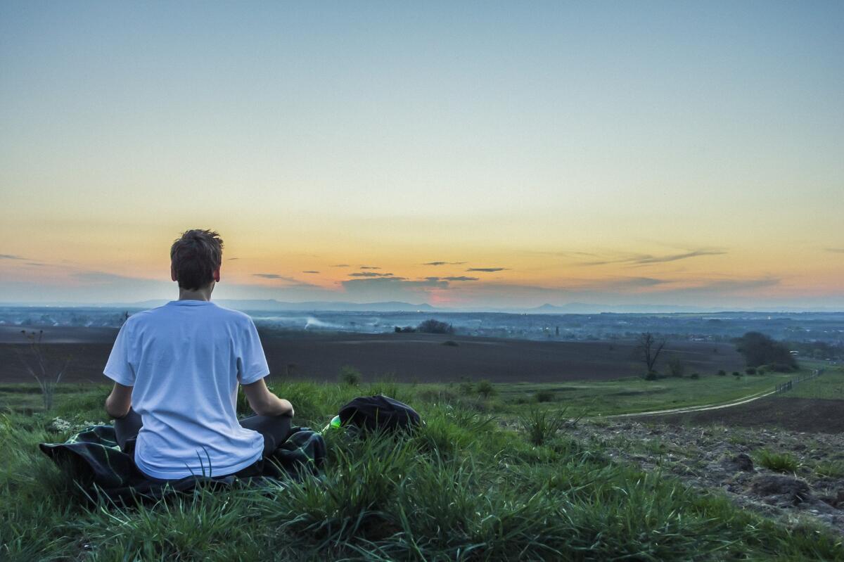 Медитация повышает стрессоустойчивость