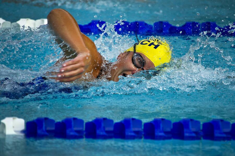 Плавание— лучшая физическая нагрузка