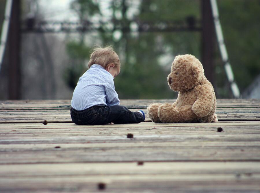 Для здоровья ребенка необходим чистый воздух