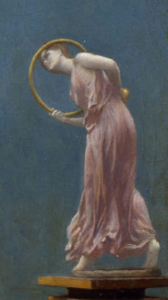 Жан-Леон Жером, Работа по мрамору или Скульптор режет статую
