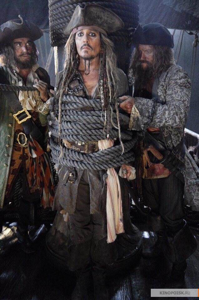 Кадр из фильма «Пираты Карибского моря: Мертвецы не рассказывают сказки»