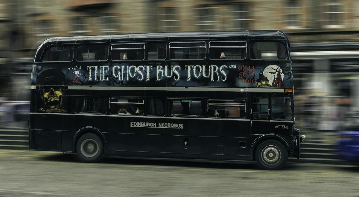 Автобус из потустороннего мира