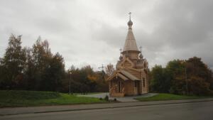 Какой храм освятили в Петрозаводске 2 августа?