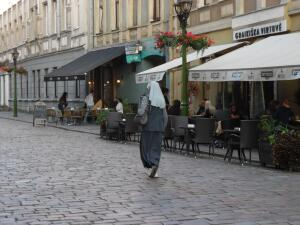 Каунас: где прогуляться? О замурованном боге и бумажке ценою в жизнь