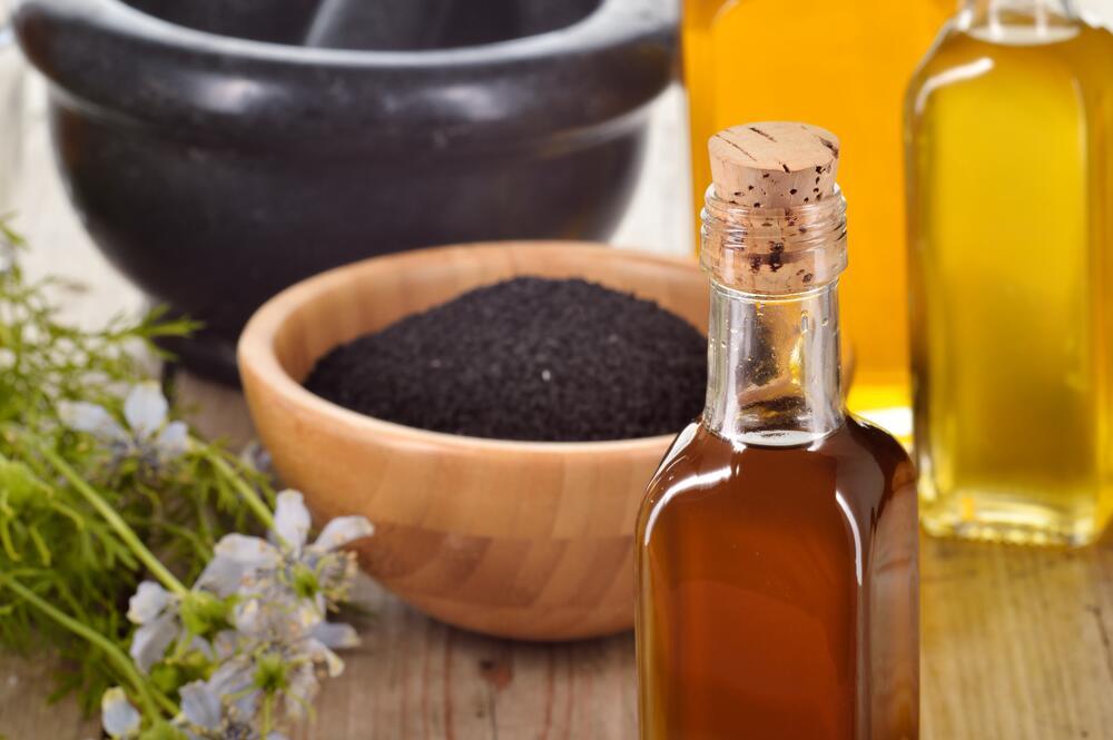 Тминное масло