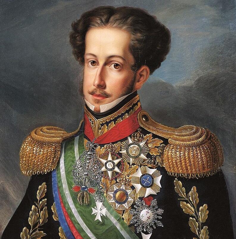 Император Бразильской империи Педро I