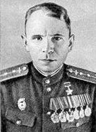 Герой Советского Союза - Ковзан Борис Иванович