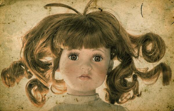 Старинные куклы - 1. Во что играют взрослые?