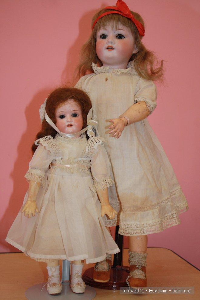 Большая кукла - отливка №390 от Армана Марселя