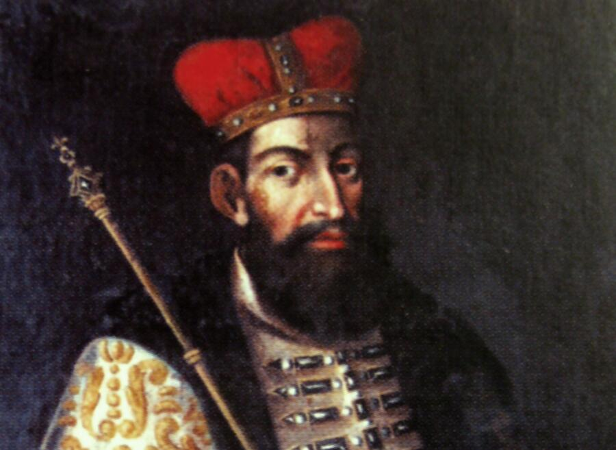Наримунт, портретная фантазия польского художника XVIII века