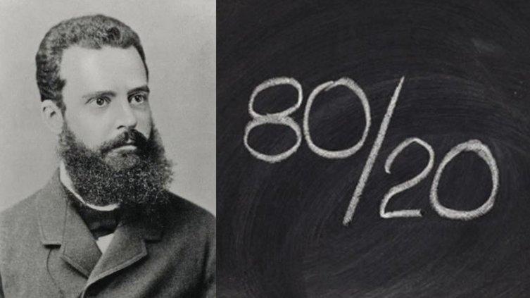 Вильфредо Парето и его закон 80/20