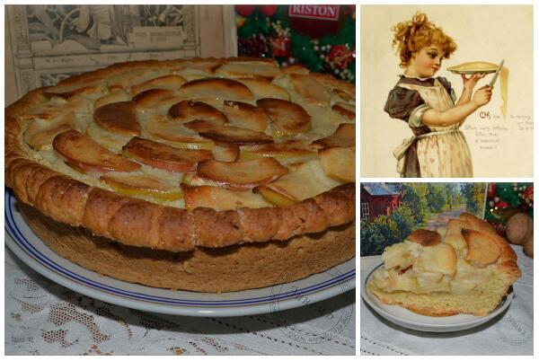 Цветаевский пирог. Как приготовить лирический десерт?