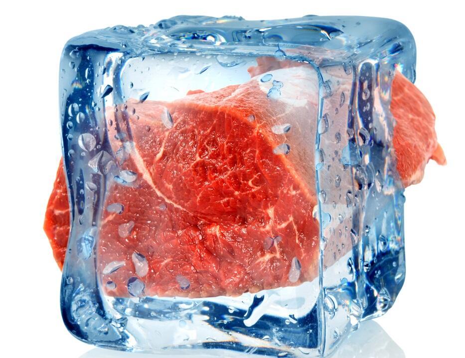 Правила хранения замороженного мяса