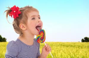 Как приучить ребёнка к здоровой пище?