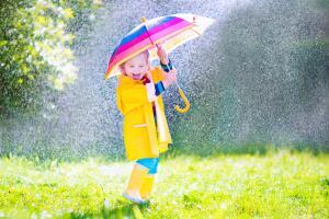 Какими бывают дожди?