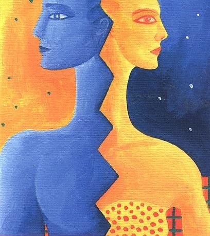 Иллюстрация с обложки книги «Соразмерный образ мой», издательства Эксмо