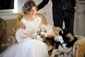 Как сыграть свадьбу зимой? Советы от Анастасии Галеевой