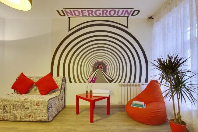 Underground Hostel