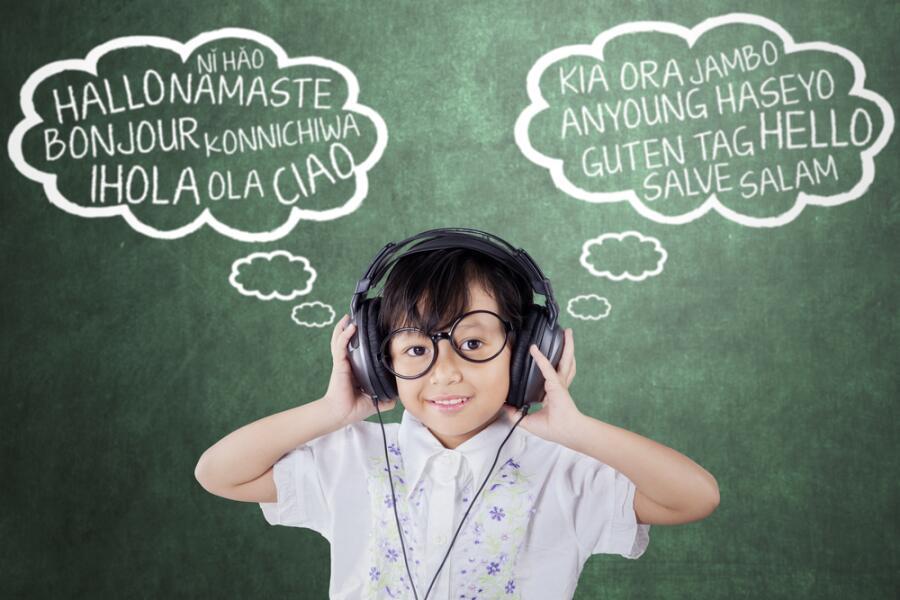 Для уверенного владения иностранным языком следует в первую очередь выучить наиболее употребительные слова