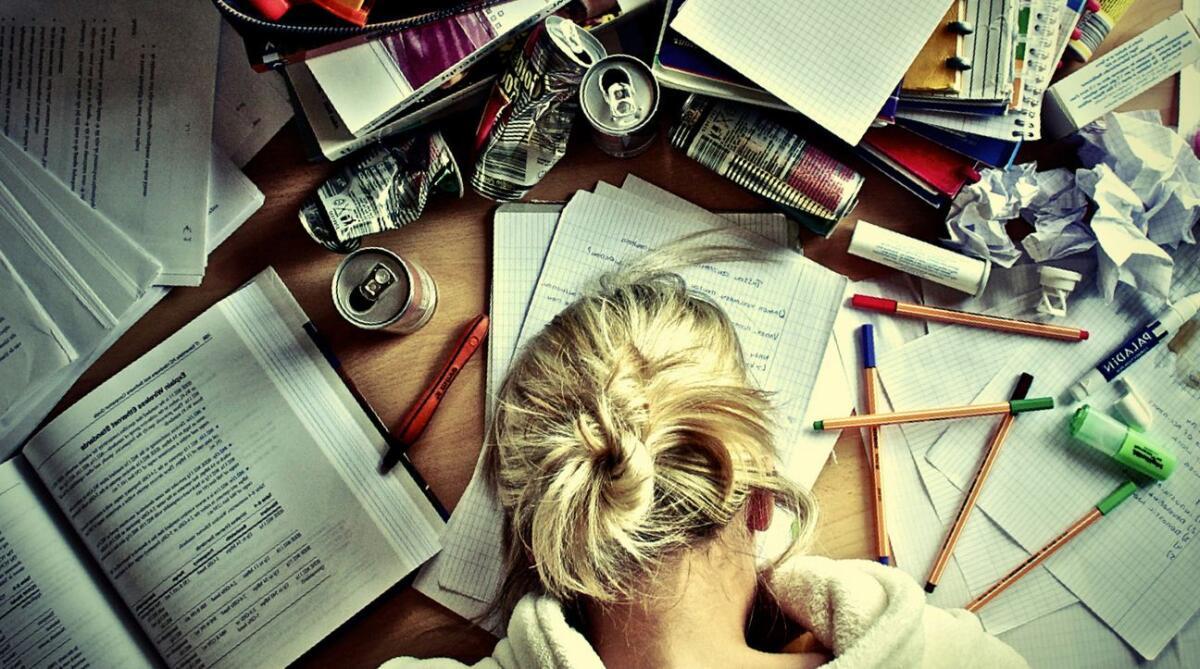 Установите порядок, это поможет справиться со стрессом
